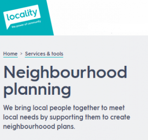 Locality Funding Secured