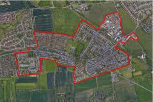 EB2:  General location of new development