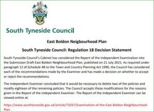 Council approve referendum